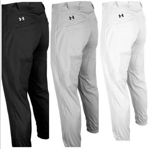 Baseball Under Armour Pant Pro Style Elastic Leg